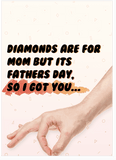 Deez Nuts Father's Day Card (PLAYS MEME SOUND)