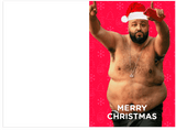 DJ Khaled Major Key Holiday Merry Christmas Card (PLAYS SOUND)