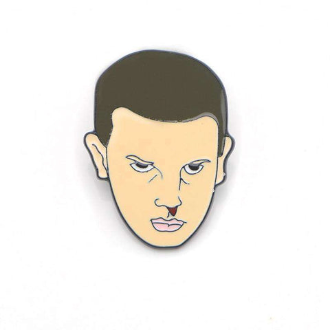 Free Eleven Nosebleed Stranger Things Enamel Pin Just Pay Shipping