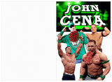His Name Is John Cena Valentines Day Card (PLAYS MEME SOUND)