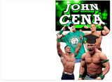 His Name Is John Cena Graduation Card (PLAYS MEME SOUND)