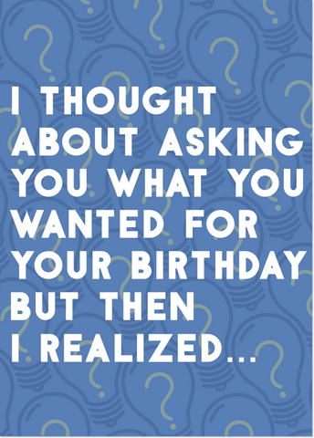 Kanye You Aint Got The Answers Birthday Card (PLAYS KANYE RANT)