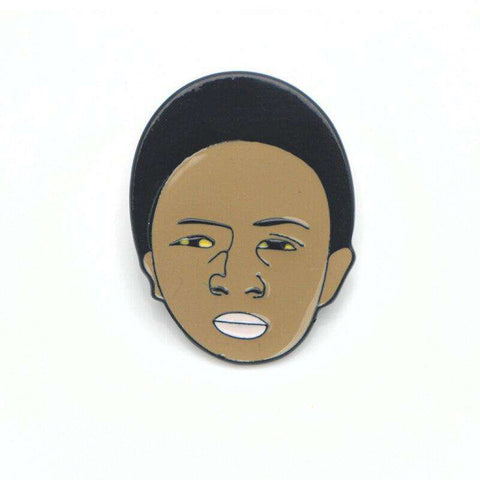 Free Lucas Sinclair Stranger Things Enamel Pin Just Pay Shipping