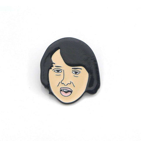 Free Mike Wheeler Stranger Things Enamel Pin Just Pay Shipping