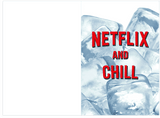 Netflix and Chill Card (PLAYS SOUND)