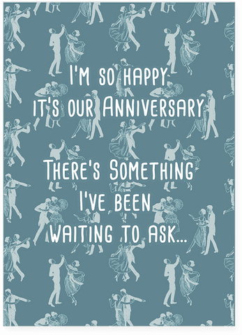 Drake One Dance Anniversary Card (PLAYS ACTUAL SONG)