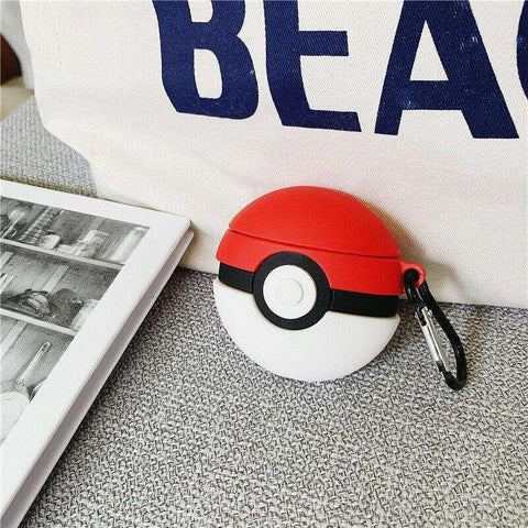 Pokemon Pokeball Apple Airpods Case FREE SHIPPING
