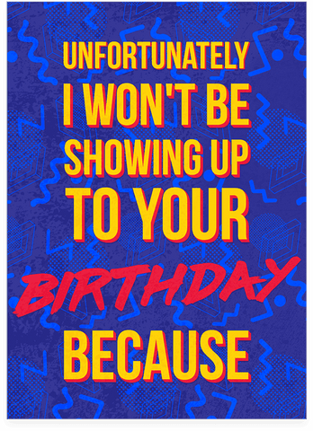 The Weeknd I'm A Starboy Birthday Card (PLAYS ACTUAL SONG)