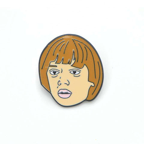 Free Will Byers Stranger Things Enamel Pin Just Pay Shipping