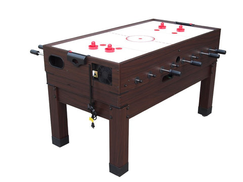 Picture of Berner 13-in-1 Combination Game Table in Espresso