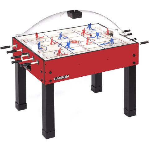 Picture of Carrom Super Stick Hockey in Red