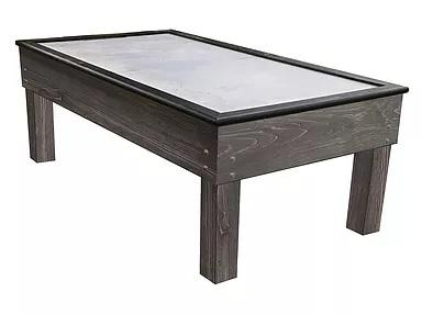 Performance Games Tradewind RE 5x5 with Dark Grey Stain Finish