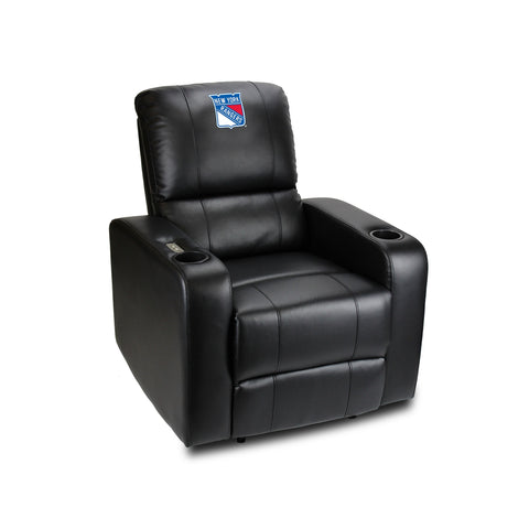 Imperial New York Rangers Power Theater Recliner With USB Port