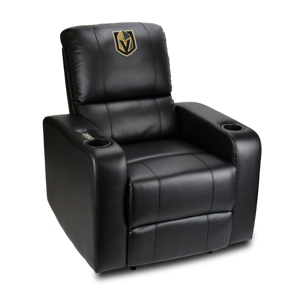 Imperial Vegas Golden Knights Power Theater Recliner With USB Port
