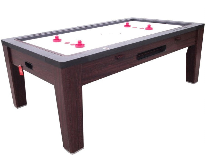 Berner 6 In 1 Multi Game Table In Walnut Table Hockey Planet