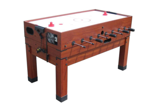Berner 13 In 1 Combination Game Table In Cherry