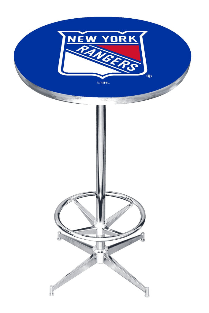 Imperial New York Rangers Pub Table