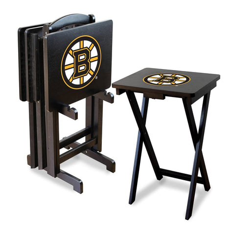 Imperial Boston Bruins TV Snack Tray Set