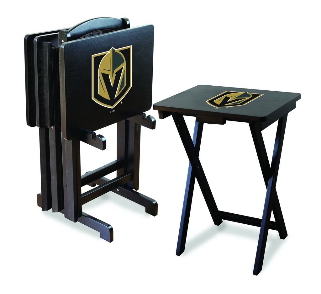 Imperial Vegas Golden Knights TV Snack Tray Set