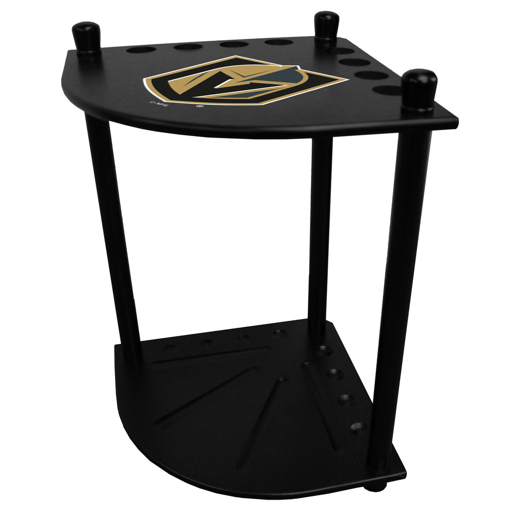 Imperial Vegas Golden Knights Corner Cue Rack