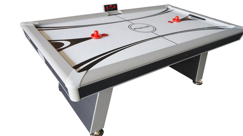 Attractive Playcraft Center Ice 7u0027 Air Hockey Table W/ Optional Ping Pong Conversion