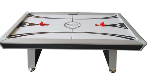 ... Playcraft Center Ice 7u0027 Air Hockey Table W/ Optional Ping Pong  Conversion ...