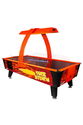 Dynamo 8' LP Fire Storm Air Hockey (Coin)