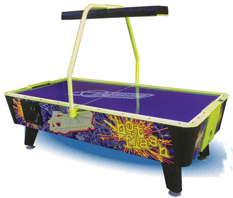 Dynamo 8' Hot Flash II Air Hockey Table (Coin)