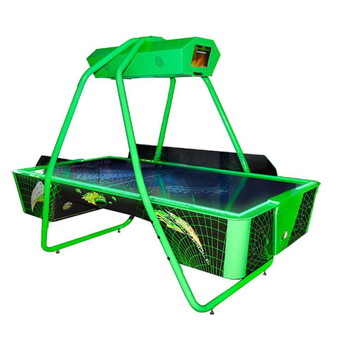 Picture of Dynamo 8' Black Hole Home Air Hockey Table