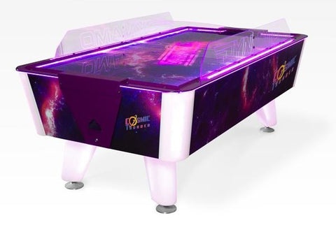 Dynamo 7' Cosmic Thunder Home Air Hockey Table