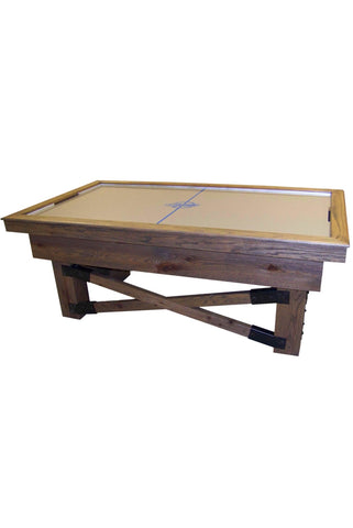 Dynamo Rustic Air Hockey Table