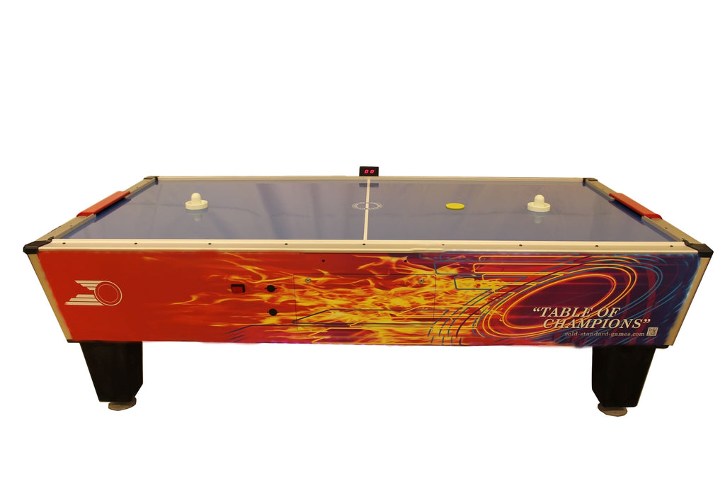 Gold Standard Games 8' Gold Pro Air Hockey Table
