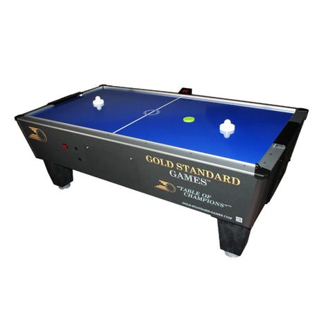 8' Gold Standard Games Tournament Pro Air Hockey Table
