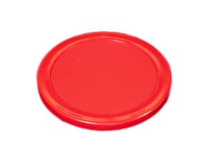 "Picture of Gold Standard Games ""Red"" Air Hockey 3 3/16 Puck"" - 3-Pack"