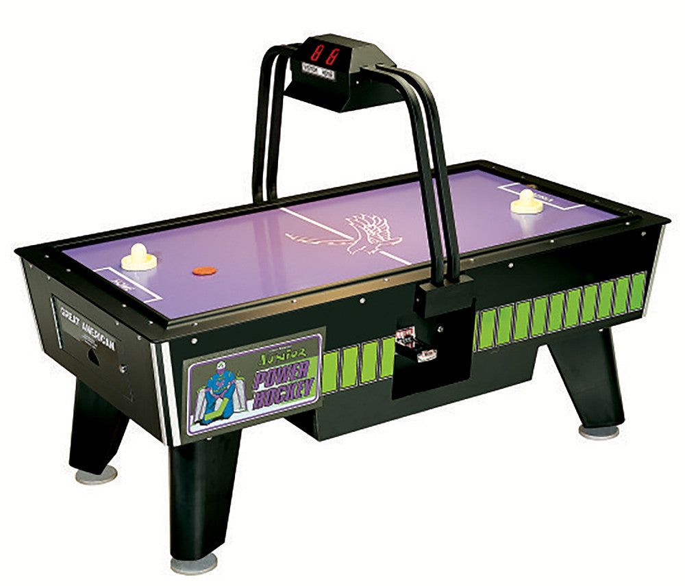 Great American JR. Power Hockey w/ Overhead Elec Score & Light Bar