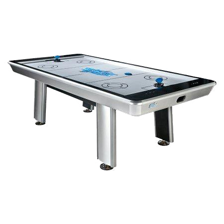 HJ Scott® 8' Raptor Air Hockey Table