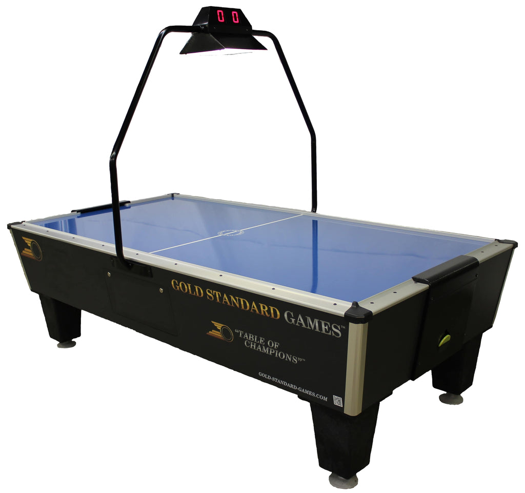 Picture of Gold Standard Games 8' Tournament Pro Plus Air Hockey Table