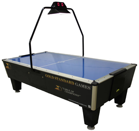 Gold Standard Games 8' Tournament Pro Plus Air Hockey Table
