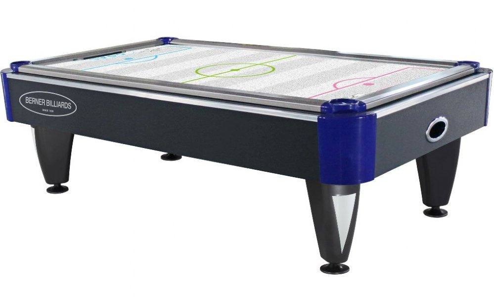 Berner 7.5' Cyclone Air Hockey Table (Inlaid Scoring)