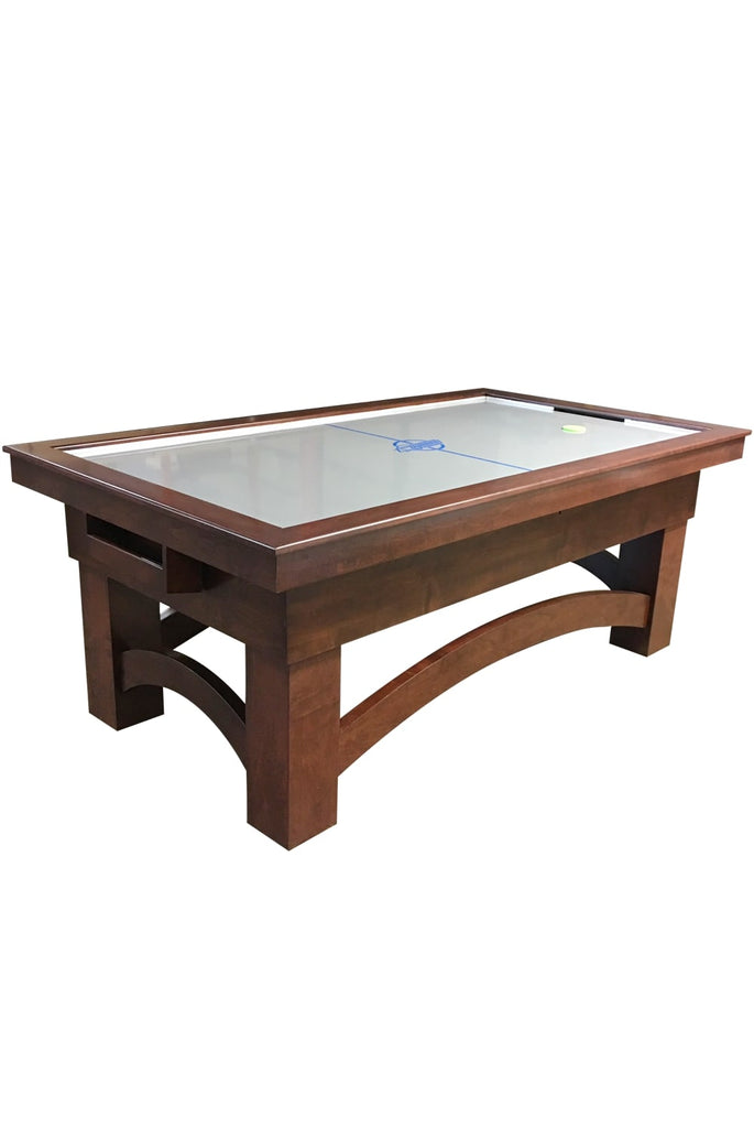 Dynamo 7' Arch Air Hockey Table