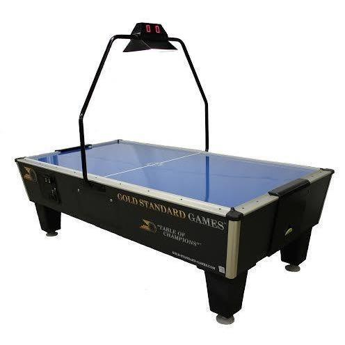 Gold Standard Games 8' CLASSIC PLUS Air Hockey Table (Coin Op)