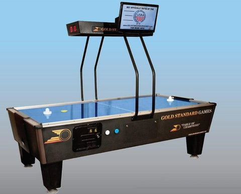 Gold Standard Games 8' CLASSIC PREMIUM Air Hockey Table (Coin Op)