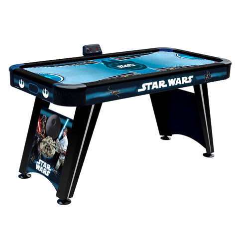 Picture of Hathaway 5' Star Wars Galactic Face-Off Air Hockey Table