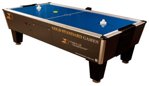 Gold Standard Games 8' Tournament Pro Air Hockey Table