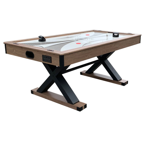 Picture of Hathaway Excalibur 6' Air Hockey Table w/Table Tennis Top
