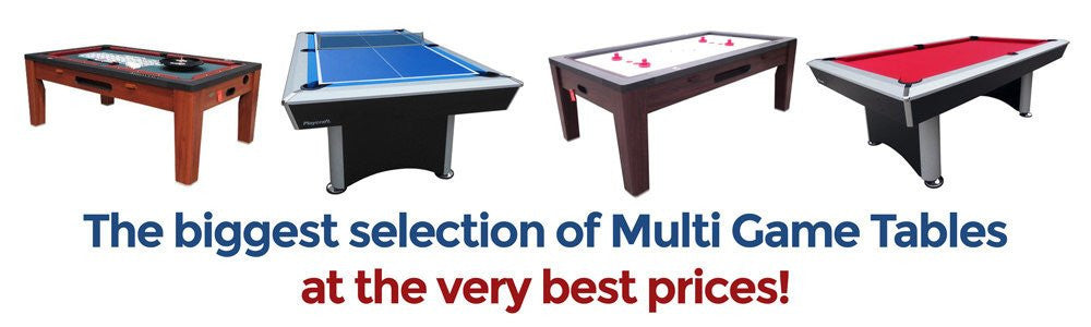 3 in 1 Multi-Game Tables