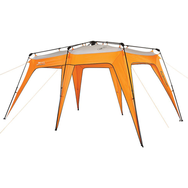 Coleman Signature Instant 2-for-1 Tent and Shelter, 4 Person