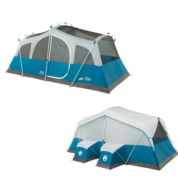 Coleman Echo Lake 6 Person Fast Pitch Cabin Tent ...  sc 1 st  TentsEtc.com & Coleman Coleman Echo Lake 6 Person Fast Pitch Cabin Tent ...