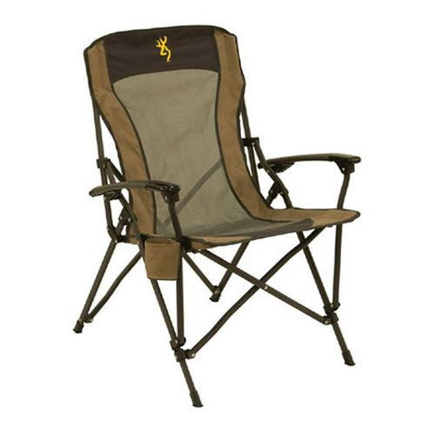 Fireside Chair - Gold Buckmark - TentsEtc.com