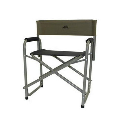 Alps Mountaineering Directors Chair Khaki-Coal
